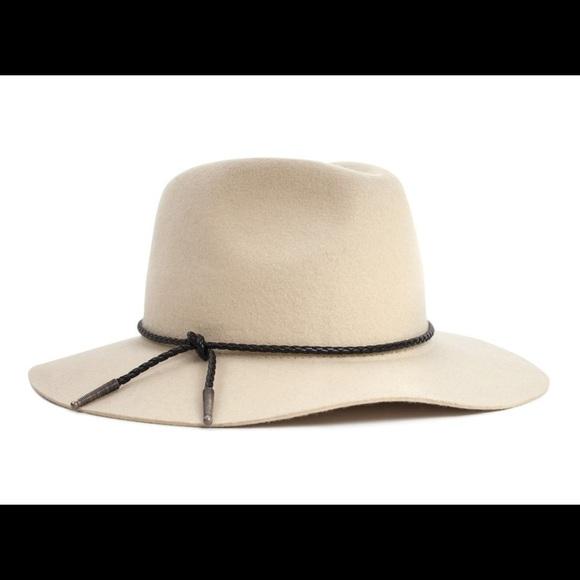 Brixton Accessories - Brixton Tucson Full Brim Wool Hat efa64c040ae